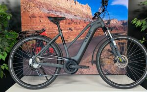 Cube Touring Hybrid ONE 500 Wh 2021 Dames